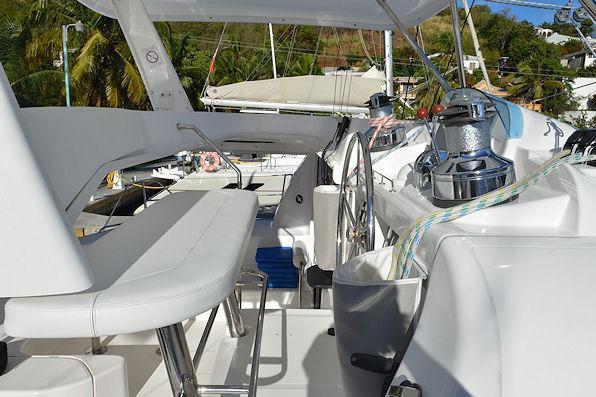 Boat for rent Leopard 46.0 feet in Road Reef Marina, British Virgin Islands