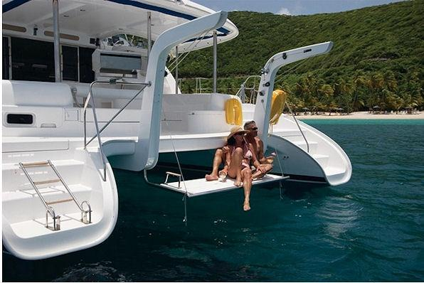 Boating is fun with a Catamaran in Road Town