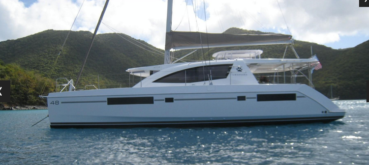Catamaran boat rental in Road Town, British Virgin Islands