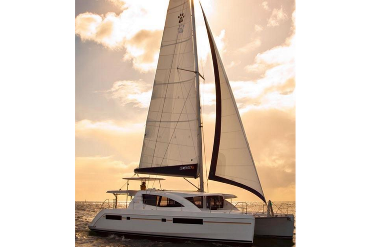 Boat for rent Leopard 48.0 feet in Road Town, British Virgin Islands