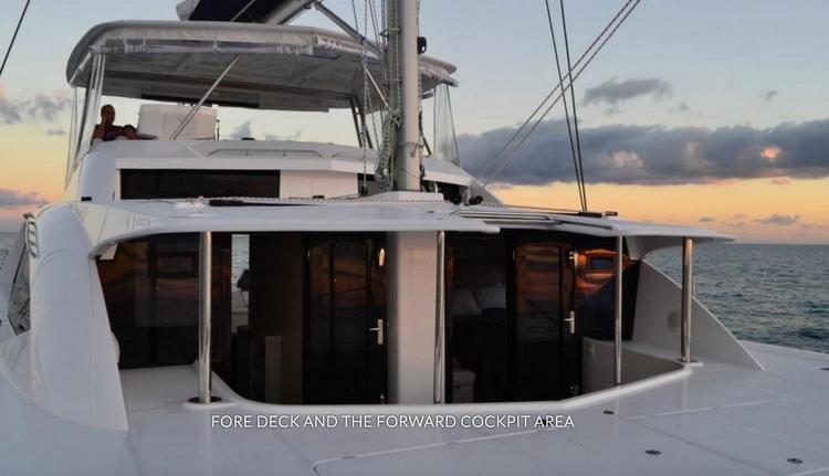 Boat for rent Leopard 58.0 feet in Road Town, British Virgin Islands