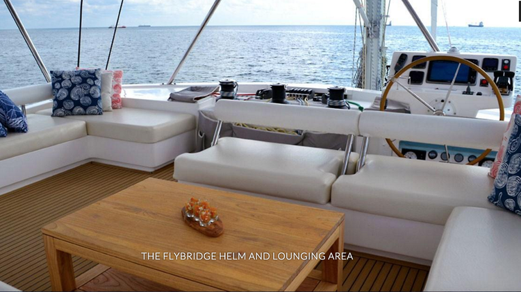 Discover Road Town surroundings on this 58 Leopard boat