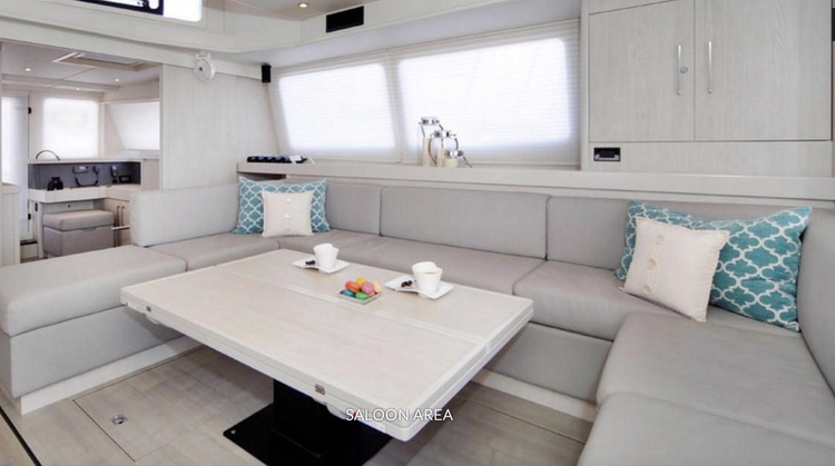 Boat for rent Leopard 58.0 feet in Road Town,