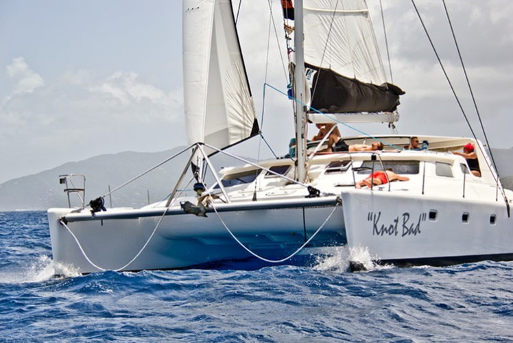 Boat for rent Voyage 50.0 feet in Soper's Hole Wharf & Marina, British Virgin Islands