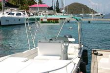 thumbnail-2 Dusky 26.0 feet, boat for rent in Tortola, VG