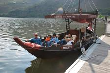 Cruise in Douro river