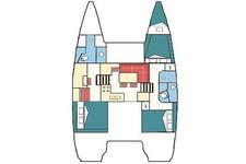 thumbnail-14 Lagoon 39.0 feet, boat for rent in Road Town, VG