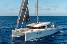 thumbnail-1 Lagoon 39.0 feet, boat for rent in Road Town, VG