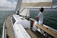thumbnail-6 Dufour 38.0 feet, boat for rent in Horta, PT
