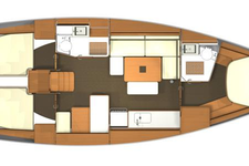 thumbnail-5 Dufour 40.0 feet, boat for rent in Horta, PT