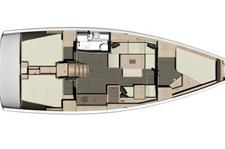thumbnail-4 Dufour 41.0 feet, boat for rent in Horta, PT