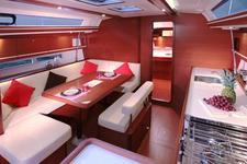 thumbnail-3 Dufour 45.0 feet, boat for rent in Ponta Delgada, PT