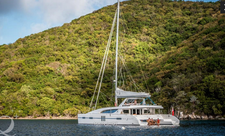 Sail first class through the BVI!