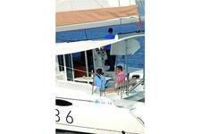 thumbnail-3 Fountaine Pajot 36.0 feet, boat for rent in Road Town, VG