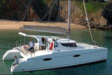 thumbnail-1 Fountaine Pajot 36.0 feet, boat for rent in Road Town, VG