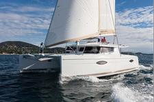 thumbnail-2 Fountaine Pajot 44.0 feet, boat for rent in Road Town, VG