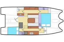 thumbnail-6 Gemini 35.0 feet, boat for rent in Oxnard, CA