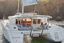 The Essence of Adventure Lies in this BVI Catamaran!