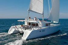 Sail the Turquoise Waters on this Spacious Catamaran!