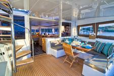 thumbnail-10 Lagoon 56.0 feet, boat for rent in Road Town, VG