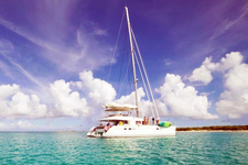 Sailing Across all the Virgin Islands on a Lovely Catamaran!