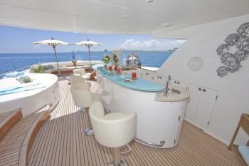 Motor yacht boat rental in Road Town,