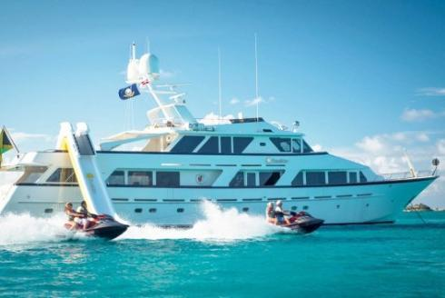 The Perfect Yacht fro you and Your Family in the BVIs!
