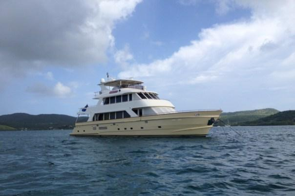 Get on the Water on this Awesome Caribbean Yacht!