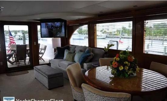 Motor yacht boat rental in Nanny Cay Resort & Marina,