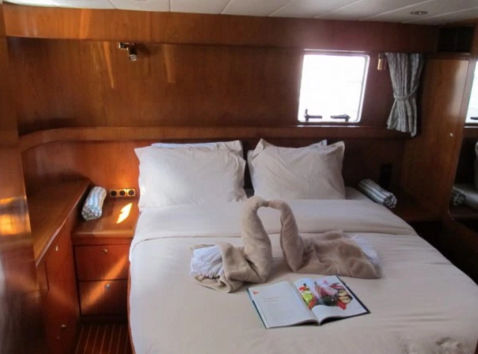 Boating is fun with a Motor yacht in Tortola
