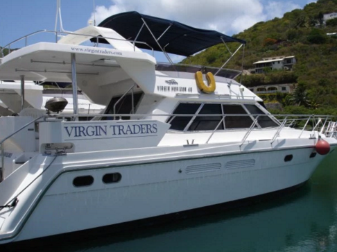 Modern and comfortable cruising