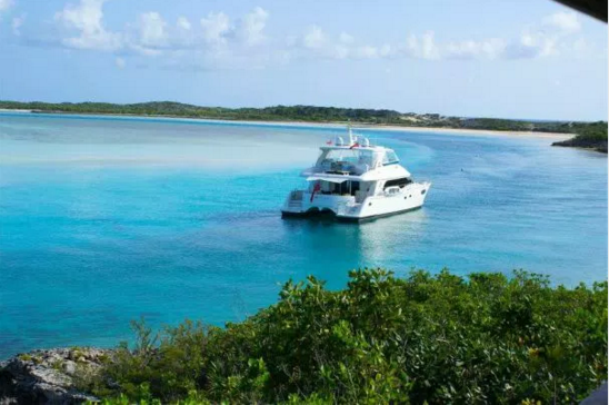 Catamaran boat rental in Nanny Cay Resort & Marina,