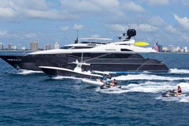This Luxury Yacht Could Be Yours in the Caribbean!