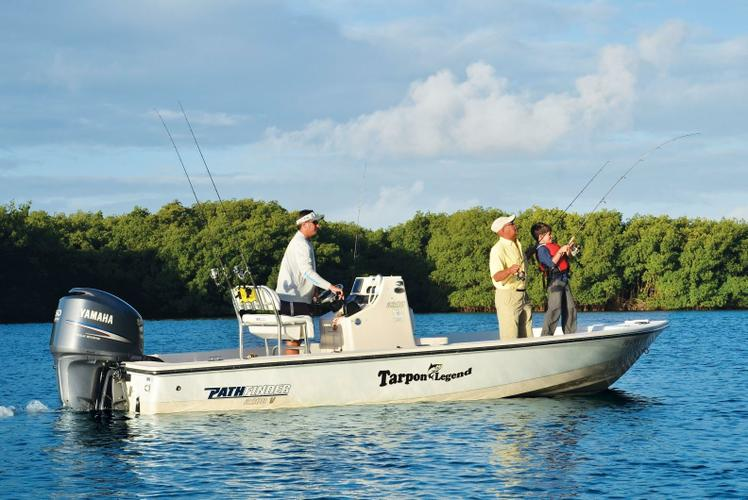 Catch some Fish in Puerto Rico on this Pathfinder!