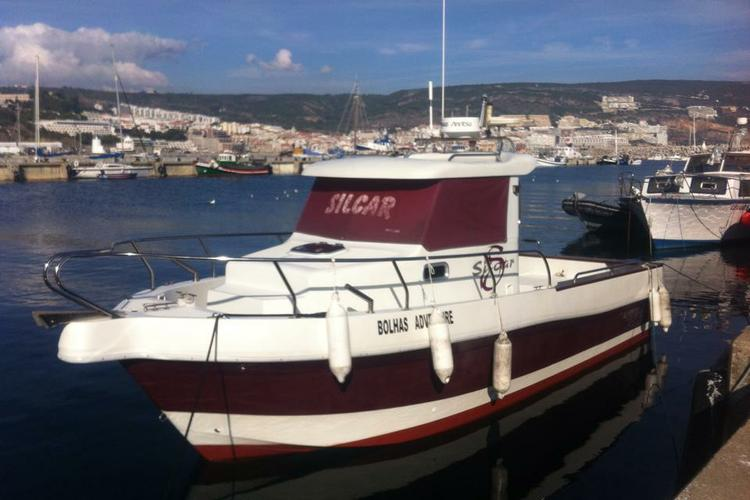Boat for rent Silcar 27.0 feet in Marina de Sesimbra,