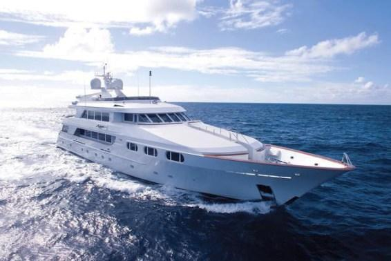 Motor yacht boat rental in Road Town, British Virgin Islands