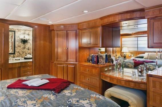 Discover Road Town surroundings on this Custom Trinity Yachts boat