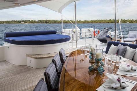 Boat for rent Westport 130.0 feet in Road Town, British Virgin Islands