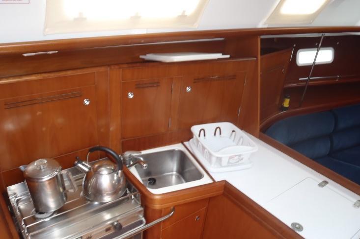 Boat for rent Beneteau 34.0 feet in Fort Burt Marina,