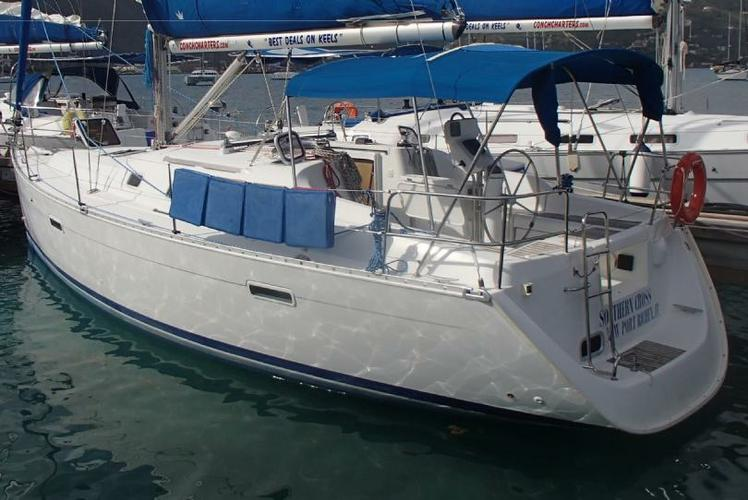 Beneteau boat for rent in Road Town
