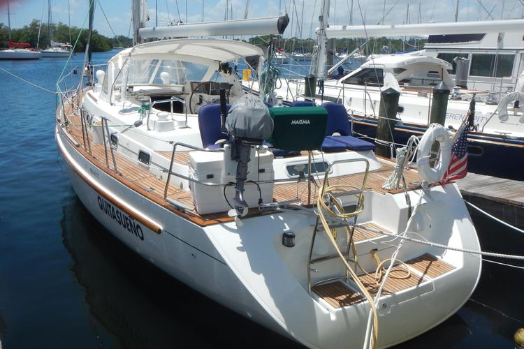 Boat for rent Beneteau 40.0 feet in Dinner Key Marina, FL