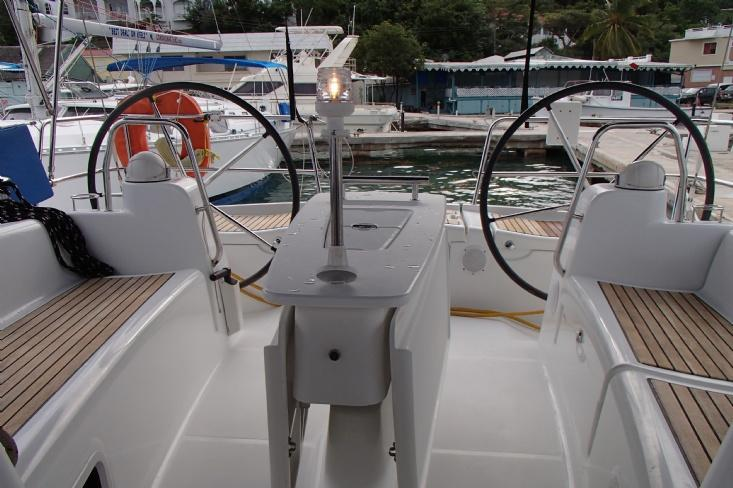 Boat for rent Beneteau 40.0 feet in Fort Burt Marina,