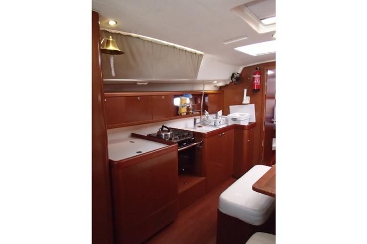 Boat for rent Beneteau 43.0 feet in Fort Burt Marina, British Virgin Islands
