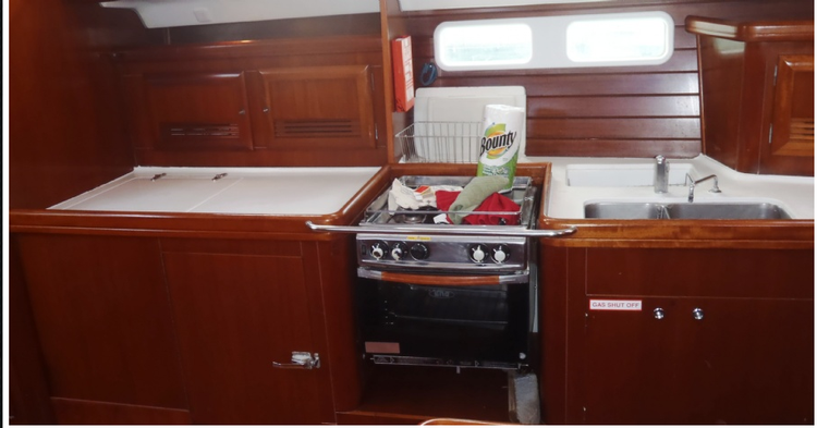 Boat for rent Beneteau 47.0 feet in Fort Burt Marina,