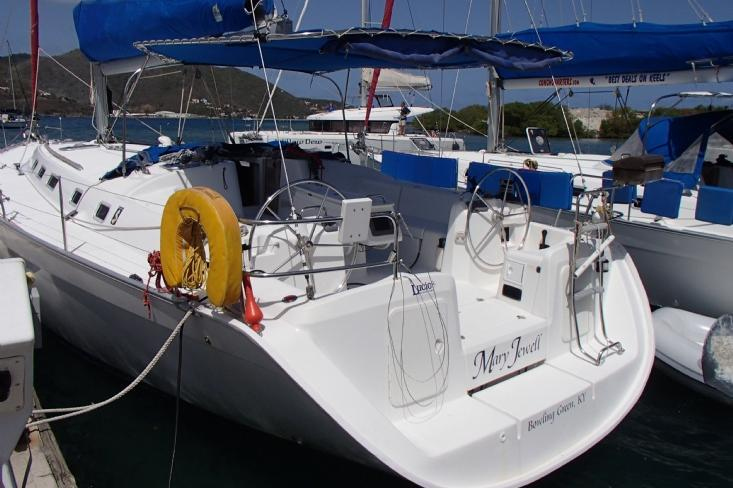 Boating is fun with a Beneteau in Tortola
