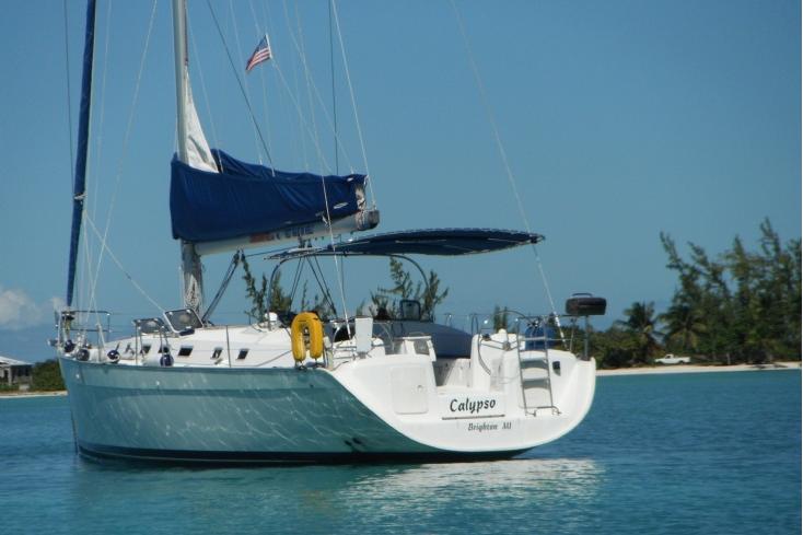 Boat for rent Beneteau 51.5 feet in Fort Burt Marina,