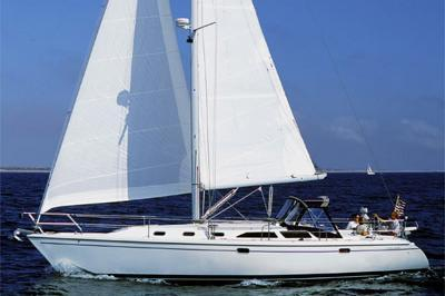 Boat for rent Catalina 42.0 feet in Puerto Del Rey Marina,