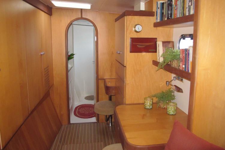 Catamaran boat for rent in Santa Barbara