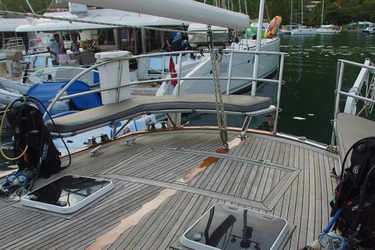 Irwin Yachts's 75.0 feet in Tortola