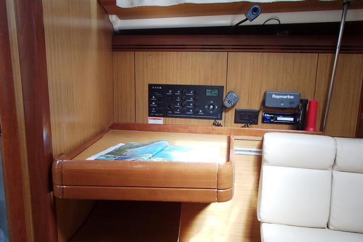 Boat for rent Jeanneau 36.0 feet in Fort Burt Marina, British Virgin Islands